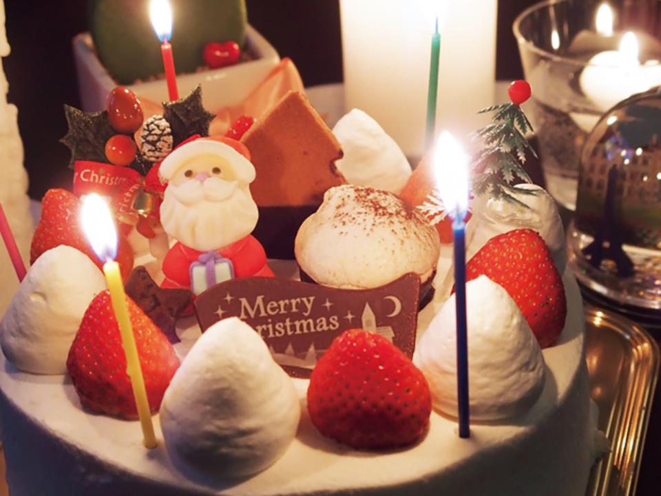 パティシエ体 験~クリスマス編~