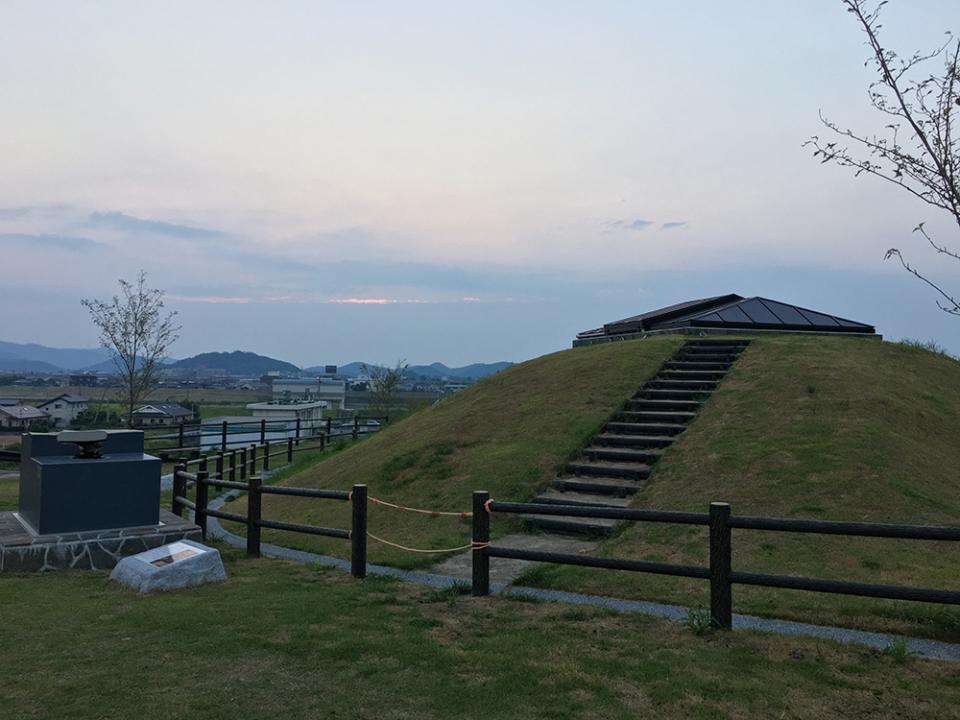 天辰寺前古墳