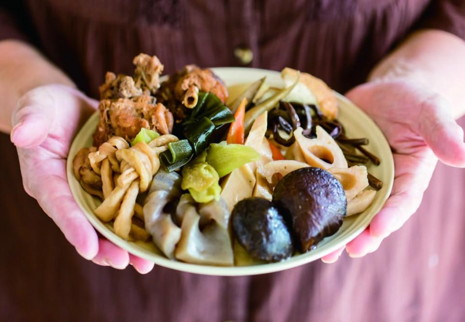 にぎやかな食卓の記憶とともにある郷土料理「ちゅざら」