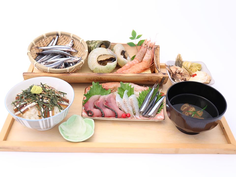 海聖丸料理