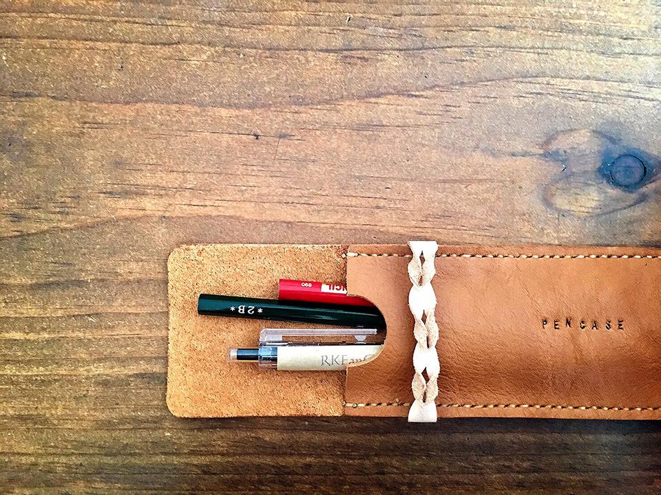 オリジナルペンケース